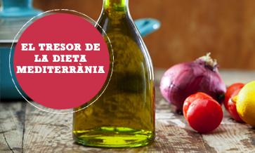 El tresor de la nostra dieta mediterrània